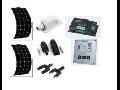 Příslušenství, solární panely, vysokokapacitní baterie pro karavany, ...
