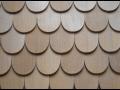 Herstellung von gespaltenen und geschnittenen Holzschindeln in der Tschechischen Republik