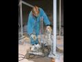 Kotvení strojů, ocelových konstrukcí