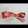 Maturitní skleničky, vázy různých tvarů s libovolným potiskem