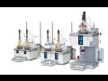 AutoChem - chemická syntéza, vývoj procesů a měření rozměru částic - záznam 24 hodin denně