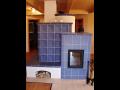 Kachle pro klasická kachlová kamna s tradičními i novými bezolovnatými glazurami, výroba