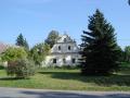 Obec Člunek, součást přírodního parku Česká Kanada, turistika, rybníky