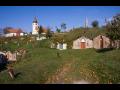 Vinařská a ovocnářská obec Vrbice v okrese Břeclav, vinné sklepy, cyklostezky