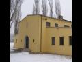 Krematorium auf dem jüdischen Friedhof Tschechische Republik