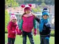 Pletené dětské čepice