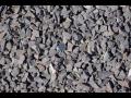 Drcené kamenivo různých frakcí