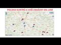 Rozvor kytic po celé České republice v klimatizovaných vozech