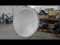 Výroba svařovaných komponentů, dílů, svařování a kompletace