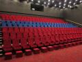 sedadla do kina - výroba, montáž