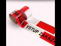 Ohraničovací, vytyčovací pásky s vysokou pevností proti přetržení pro ohraničení prostoru