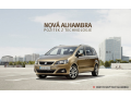 Nový model SEAT Alhambra Fryšták, Zlín