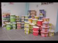 Míchání barev, tónovací centrum Šumperk
