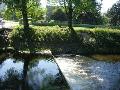 Výstavba kanalizačních a vodovodních řadů Pardubice
