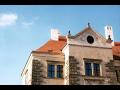 Rekonstrukce střech historických budov
