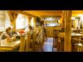 Restaurace se salónkem a venkovním posezením v centru jihočeského města České Budějovice