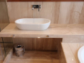 Koupelny a kuchyně v mramorovém, žulovém nebo travertinovém provedení Praha