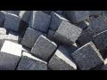 Žulové výrobky nejen pro stavební firmy - kostky, plotové sloupky, dlažba, obrubníky