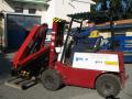 Profesionální servis hydraulických jeřábů značky Fassi