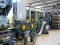 PARTIS a.s freie Kapazität von Formpressmaschinen für Metalle, Pulverlackiererei