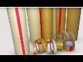 Oboustranné samolepicí pásky - vhodné na pokládku koberců a podlahových krytin, k lepení předmětů