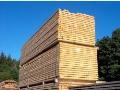 Prodej OSB desek z dřevotřísky - vhodný materiál pro každé staveniště