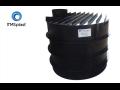 Odpadní jímky známé jako žumpy, určené pro odpadní vodu bez možnosti připojení kanalizace