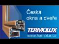 TERMOLUX - plastové okna