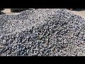 Prodej štěrku a písku - rozvoz sypkých materiálů