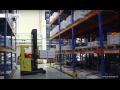 Skladové technologie - moderní pojízdné skladové zařízení