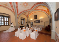 Organization of wedding ceremonies and banquets in the premises of the castle complex Valeč Czech Republic
