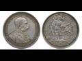 Numismatika eshop – výběr mincí, bankovek, plaket, medailí