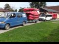 Půjčovna vodáckého vybavení, pronájem lodí, raftů, kajaků, pádel i stanů, Veselí nad Lužnicí