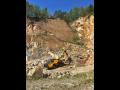 Kamelonolom, těžba žuly Gabro pro silniční stavitelství, obrubníky, prodej žulových kostek