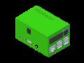 Kompaktní univerzální řídicí systém TGMmini - ekonomické řešení pro řízení strojů