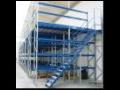 Služby, stavby, montáže, spol. s r.o., vícepodlažní regálové konstrukce pro zvýšení kapacity