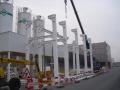 Montážní práce pro průmyslové firmy - montáže, demontáže ocelových konstrukcí, technologických celků