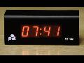 Výroba přesných hodin řízených časovým kódem stopky Nymburk Praha