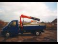 DOSS - montáž hydraulických rukou Pardubice, Hradec