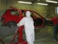 Práškové lakování prášková lakovna tryskání povrchová úprava kovů