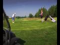 Golfový klub, resort s restaurací a ubytováním, pořádání turnajů
