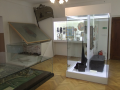 Stálá expozice historie textilního průmyslu v Městském muzeu na královéhradecku