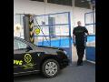 Patrolovací služba, kontrola objektů