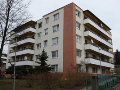 Revitalizace panelových domů, povrchové úpravy fasád Zlín