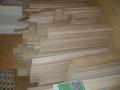 Dřevěné lišty prodej Praha