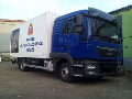 Nástavby a kontejnery na nákladní vozy