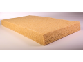 Insulation of walls and ceilings from the natural material hemp fibers the Czech Republic