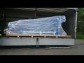 Dopravníky na přepravu výkovků o vysoké teplotě