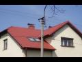 Tesařské, klempířské a pokrývačské práce - stavba, rekonstrukce a oprava střechy