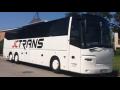 Mezinárodní autobusová přeprava - moderní autobusy na zájezd do zahraničí